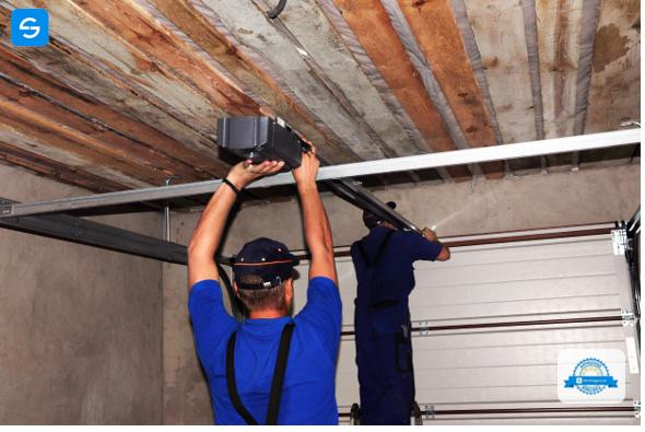 garage doors repair services in Orlando