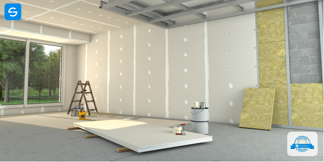 drywall and insulation repair services contractors